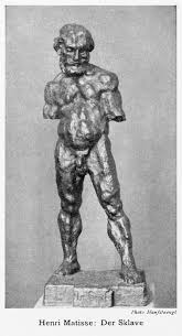 File:Henri Matisse, 1900-1904, Le Serf (The Serf, Der Sklave ...