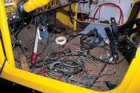 jeep cj wiring harness image wiring diagram 0312or 15z 1979 jeep cj7 interior view wires on ground no seats on 1979 jeep cj7