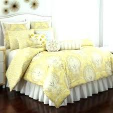 yellow queen bedding. Delighful Yellow Dark Gray Bedding Set Yellow Sets Queen Grey Bed Comforter With A