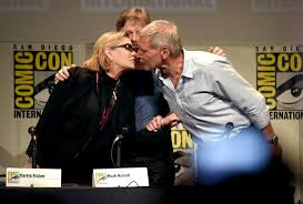 mark hamill carrie fisher harrison ford 2013. Interesting Mark SDCC 2015 Lucasfilm Panel U2013 Carrie Fisher Mark Hamill And Harrison Ford 2 To Fisher 2013 N