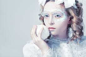 winter makeup wallpapers high quality free