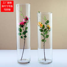 2 unique large round glass vase home idea