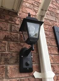 Door Light Camera Gardening Flood Light Camera Wifi H 265 Hd 1080p 2 4mm Pir