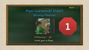 Pepsi Vs Coke Vending Machine Commercial Interesting Pepsi Commercial 48 Vending Machine WaLiRe English
