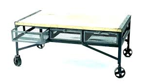 ikea side table with wheels ikea side table wheels stolbinfo blue ikea coffee table on wheels