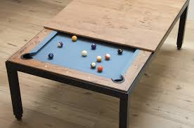 Pool table dining top Room Fusion Tables vintage By Aramith Autocom Dining Pool Table Combo Blatt Billiards Pool Tables