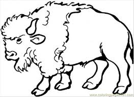 Small Picture Spanish Buffalo Coloring Page Free Spain Coloring Pages