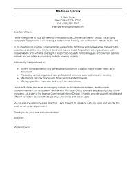 Reception Cover Letters Cover Letter For Medical Office Assistant Bitacorita