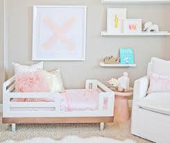 decoration for girls bedroom. Transform Your Daughter\u0027s Nursery Into A Glam Big Girl Room By Using Pink, Gold And Beige Color Palette. Blends Nicely With Pink While The Will Decoration For Girls Bedroom E