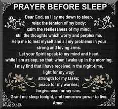 Good Night Prayer Quotes Simple Prayer Before Sleep Notes Quotes Wisdom And Typography