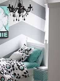 Chevron Bedroom Decor Photo   1