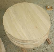 48 round table top unfinished rectangular wood table tops shock coffee round home 48 square wood