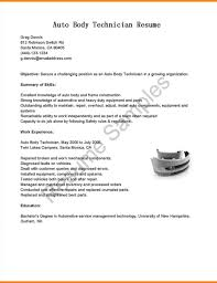 Mechanic Resume Best Entry Level Mechanic Resume Example Livecareer Automotive And 86