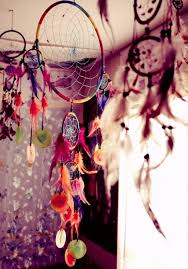 Colorful Dream Catcher Tumblr hippie boho feathers colorful dream catcher dreamcatcher boho 71