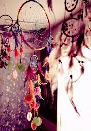 Colorful Dream Catcher Tumblr hippie boho feathers colorful dream catcher dreamcatcher boho 71