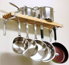 Pot Racks For Small Kitchens Organizer Pots And Pans Organizer For Accommodate Different Sizes