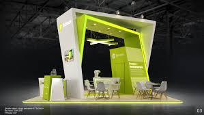 Stand Design Exhibition Stand Design S7 Technics On Behance