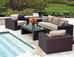 Outdoor furniture sale clearance patio furniture clerance costco Table chair pond cup vase flower grass tree