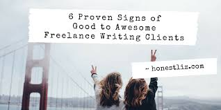lance writing archives 6 proven signs of good to awesome lance writing clients
