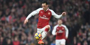 Ozil the Bell of Hector's ball - Arseblog News - the Arsenal news site