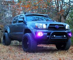 2011 Toyota Tacoma Dropstars 645b Supreme Suspension Leveling Kit