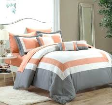 orange and black comforter burnt orange duvet covers and gold bedding light gray comforter black and