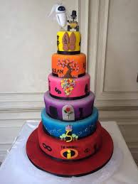 Amazing 9 Tier Disney Wedding Cake In 2019 Doces Pinterest