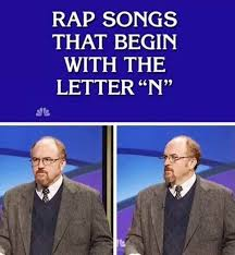 rap songs that begin with the letter n