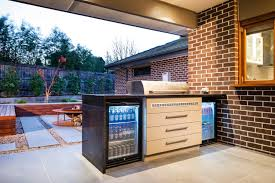Alfresco Outdoor Kitchens Cooking Capers A Look At Outdoor Kitchens Completehome