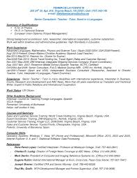 Resume Titles Examples That Stand Out Socalbrowncoats