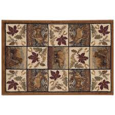 tayse rugs nature beige 2 ft x 3 ft area rug