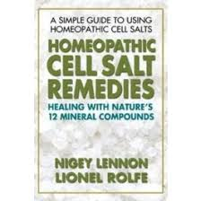 Homeopathic Cell Salt Remedies Homeopathy Radionics