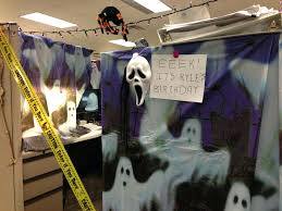 decorating office for halloween. halloween decorating office for