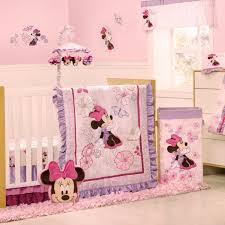 bedding sets disney image minnie mouse erfly dreams 4 piece baby crib bedding set by