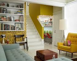 living room orla kiely multi: saveemail ed  w h b p eclectic living room