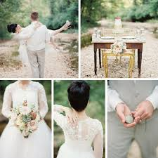 modern vintage wedding. Stylish Modern Vintage Wedding Inspiration in Blush Chic Vintage