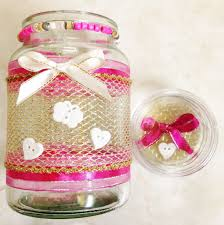 Decorating Mason Jars With Ribbon Decorate Jars With Ribbon 95