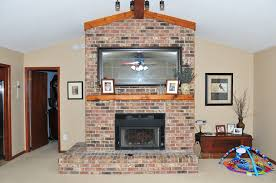 pictures of brick fireplaces fireplace ideas