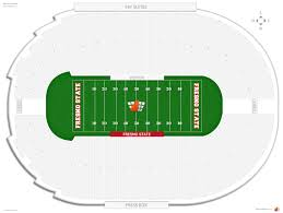 Estadio Azteca Seating Chart Bulldog Stadium Fresno State Seating Guide Rateyourseats Com