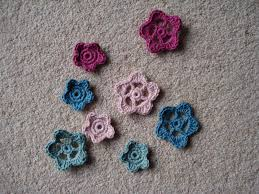 Small Crochet Flower Pattern Magnificent Ideas