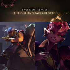toby dawson on twitter a new patch coming to dota2 the dueling