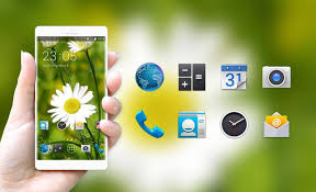 Nature Theme for Micromax X321 Flower ...