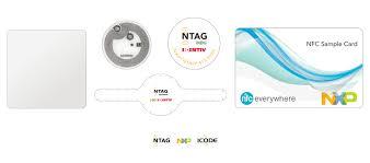 NFC Tag Starter Kit - Identiv