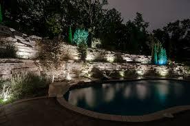 home orland park retaining wall lighting