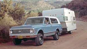 A Brief History Of The Chevy Blazer Roadshow