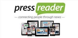 Image result for Press Reader logo