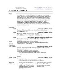Cv Template Office Microsoft Office 2007 Resume Template Resume Templates Free Word