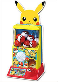Pokemon Vending Machine Toys Mesmerizing Amazon Pokemon Poke XY Gacha Machine By Takara Tomy