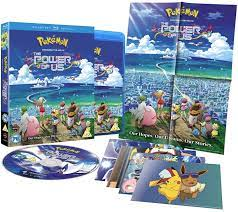 Kaufen BluRay - Pokemon the Movie The Power of US Blu-Ray UK Collector's  Edition - Archonia.de