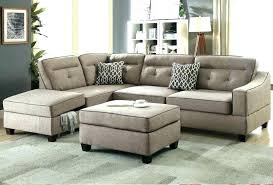 u shaped sectional with ottoman large size of living room chenille sofa chaise and lounge furniture large leather sectional couch with